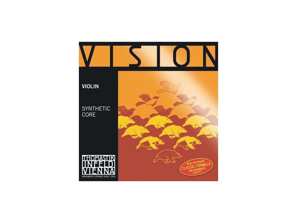 Struny na housle Thomastik Vision VI100