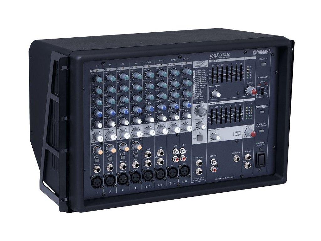 Mixážní pult se zesilovačem YAMAHA EMX-212S