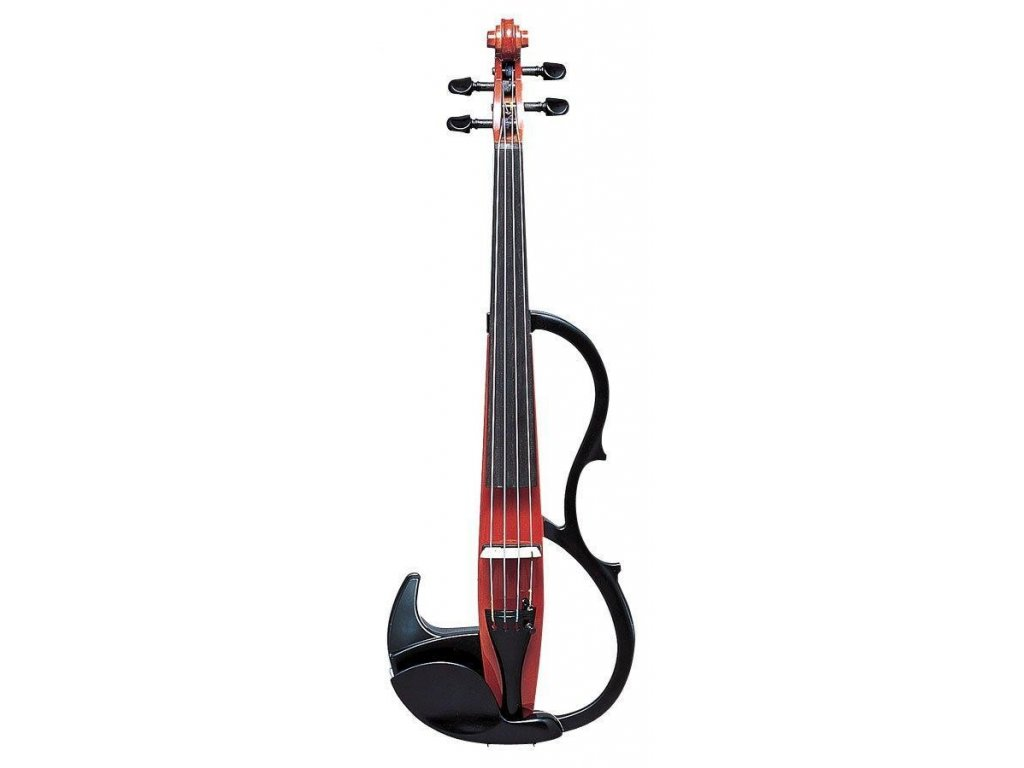 Elektrické housle YAMAHA Silent SV 200 BR