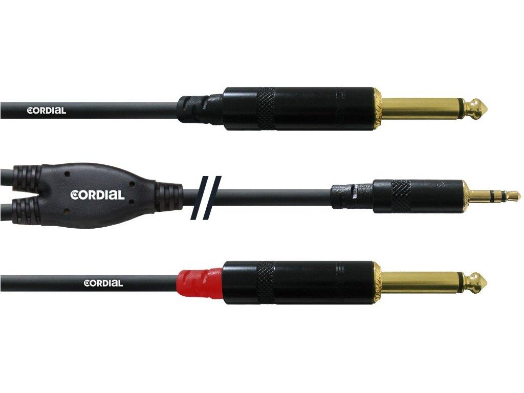 Propojovací  kabel Cordial CFY 1,5 WPP