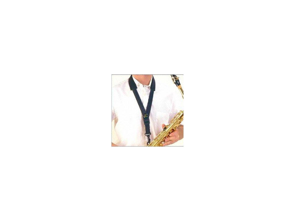 Popruh na altový, sopránový, tenorový saxofon BG S80M