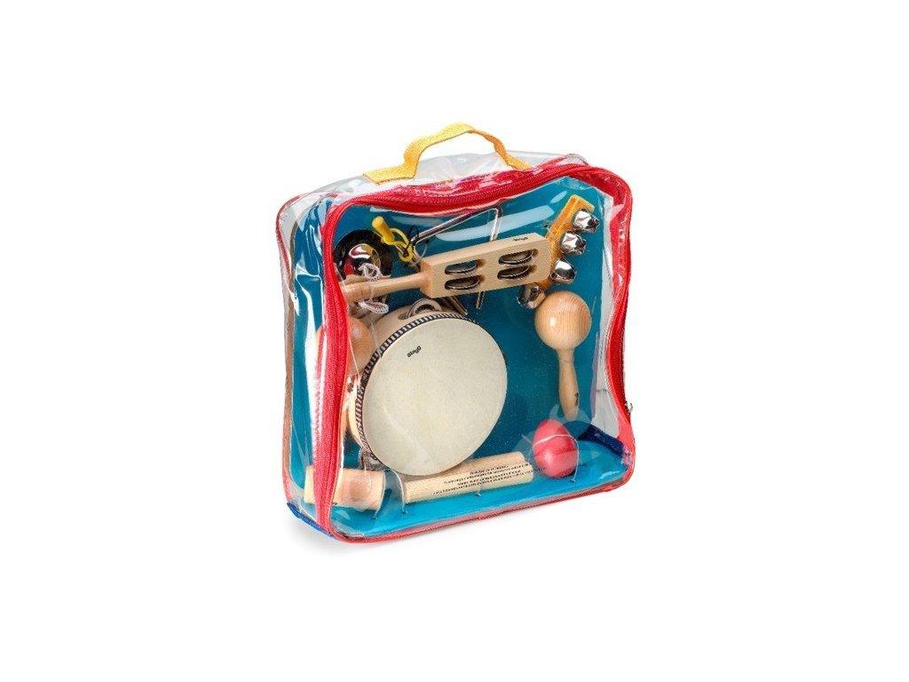Dětské orffovy nástroje Stagg CPK01
