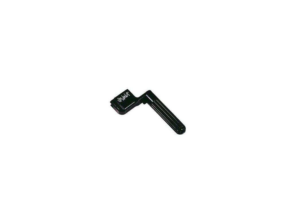 Klička na navíjení strun Dunlop - černá