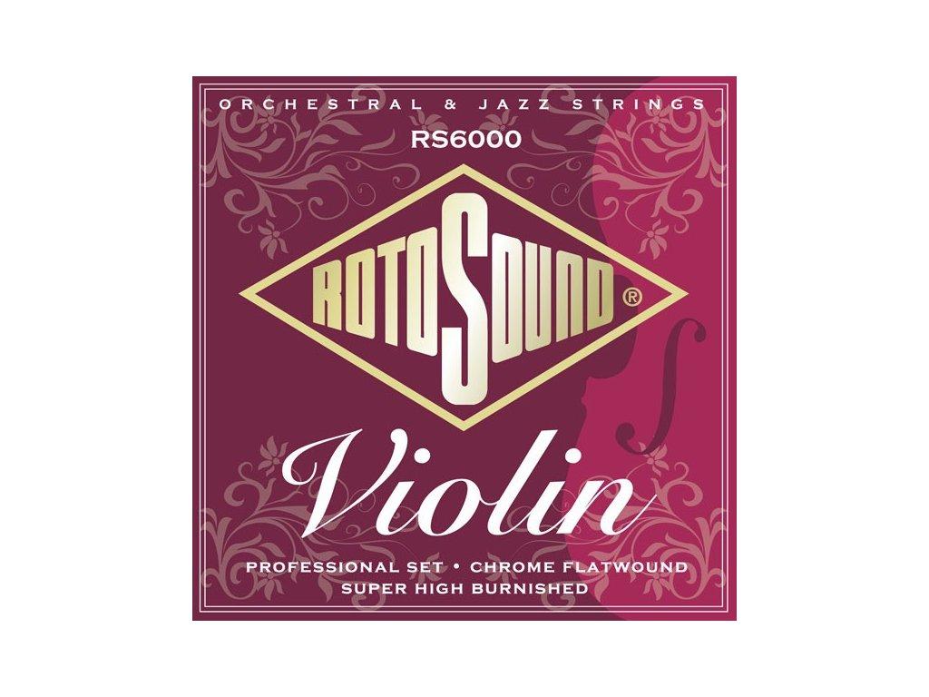 Struny na housle ROTOSOUND RS 6000