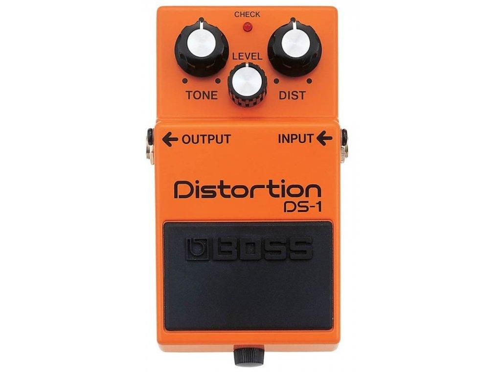 Kytarový efekt Boss DS-1