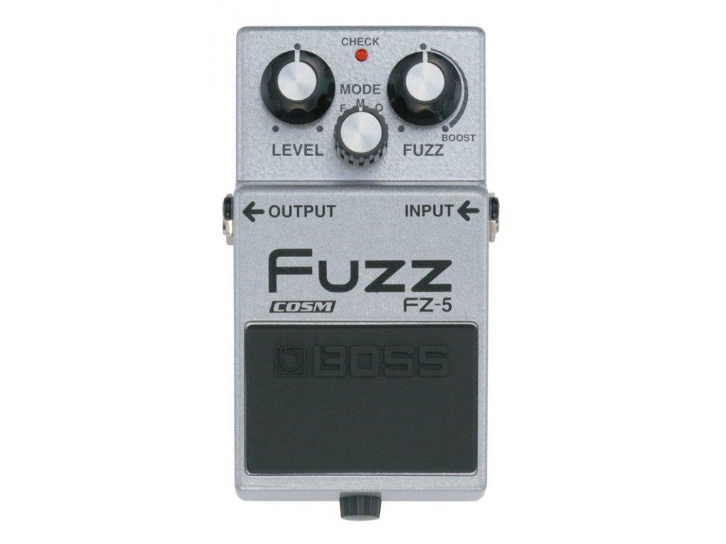 Kytarový efekt Boss FZ-5