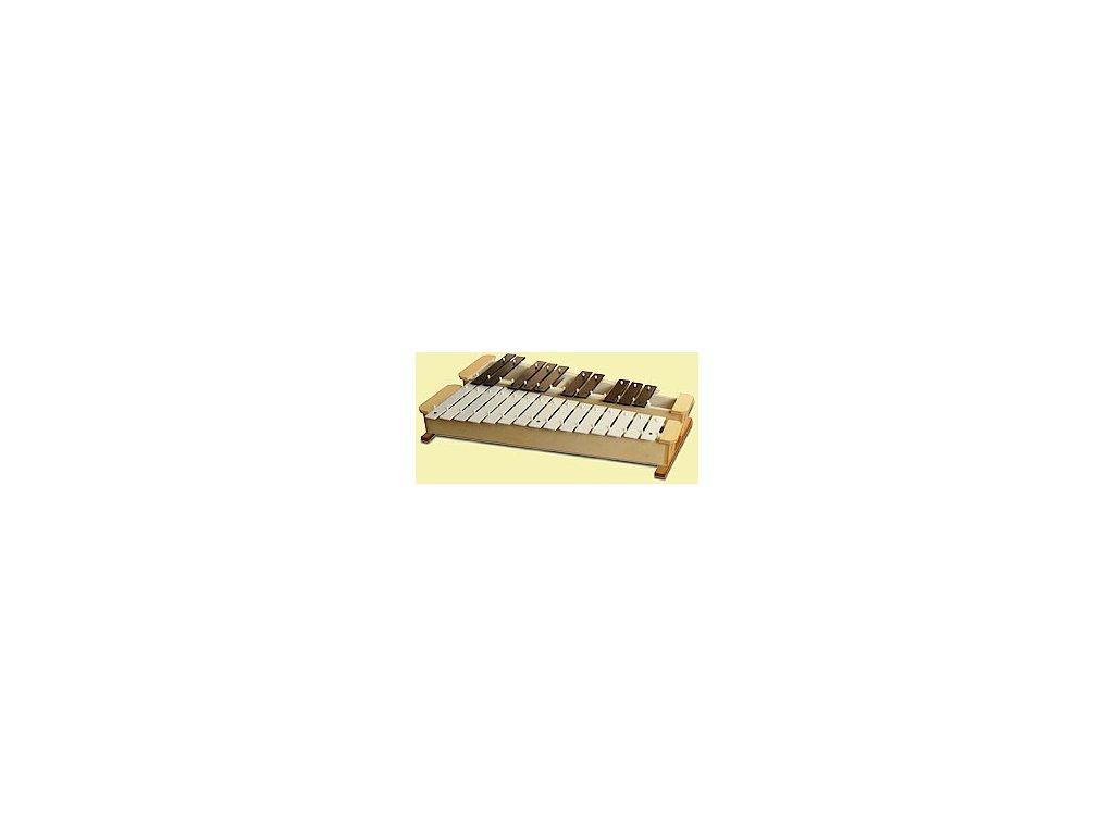 Zvonkohra altová (metalofon) GW ZA15+10