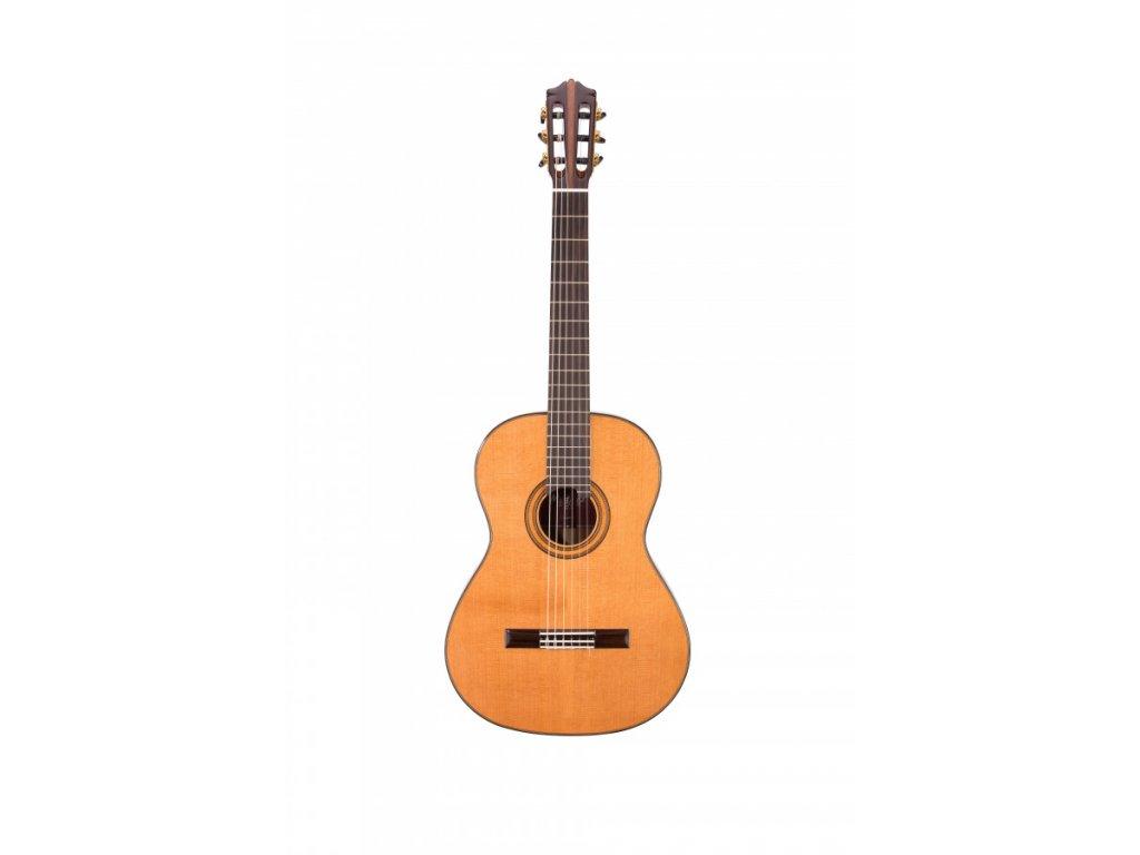 Celomasivní klasická kytara Martinez MCG-118 C