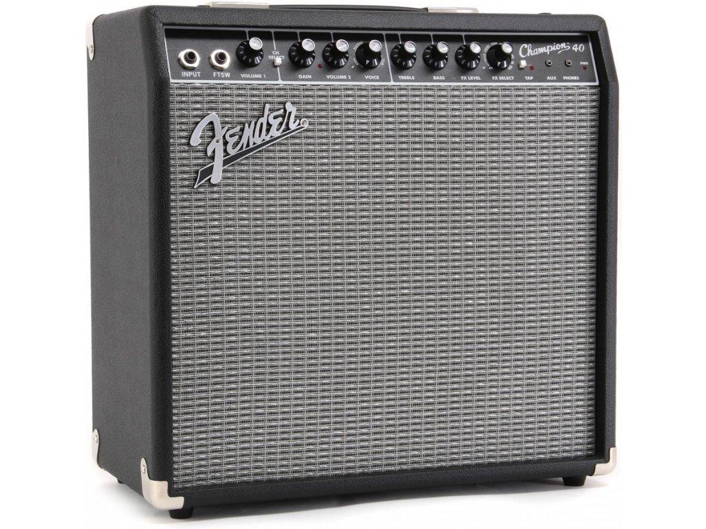 Kytarové kombo Fender Champion 40