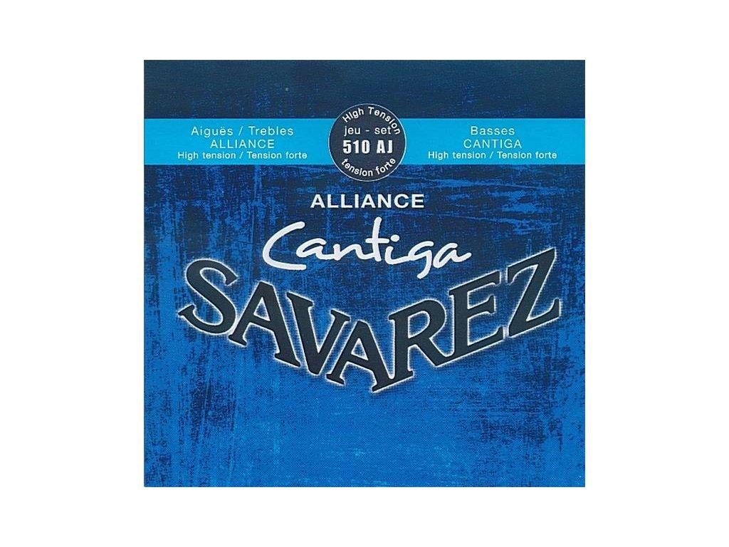 Nylonové struny Savarez Alliance Cantiga 510 AJ