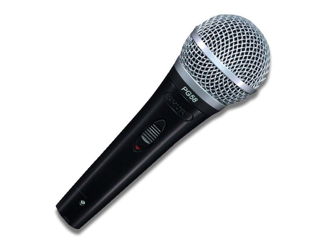 Mikrofon SHURE PG58