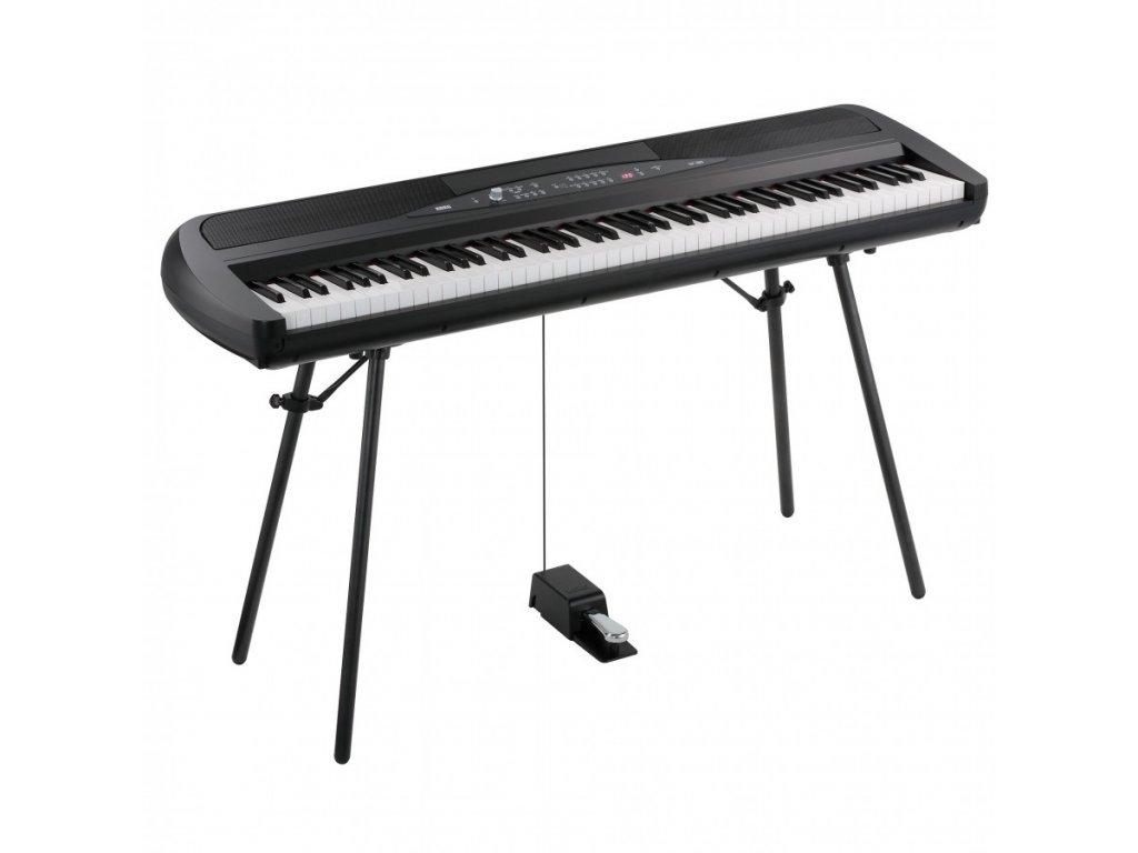 Stage piano KORG SP-280 BK