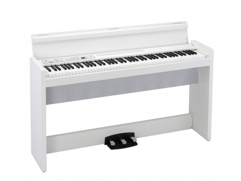 Digitální piano KORG LP-380 WH