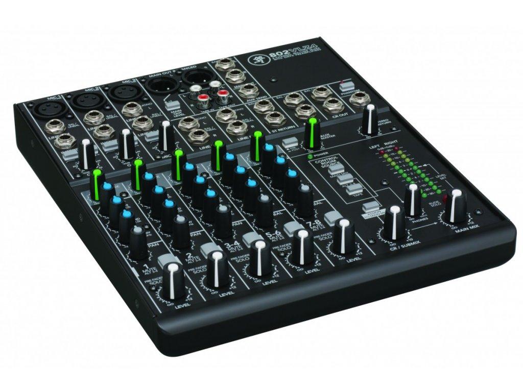 Mixážní pult Mackie 802 VLZ 4