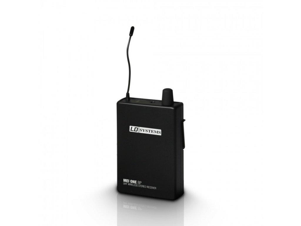 Přijímač pro In-Ear LD Systems MEI ONE 2 - 864.100