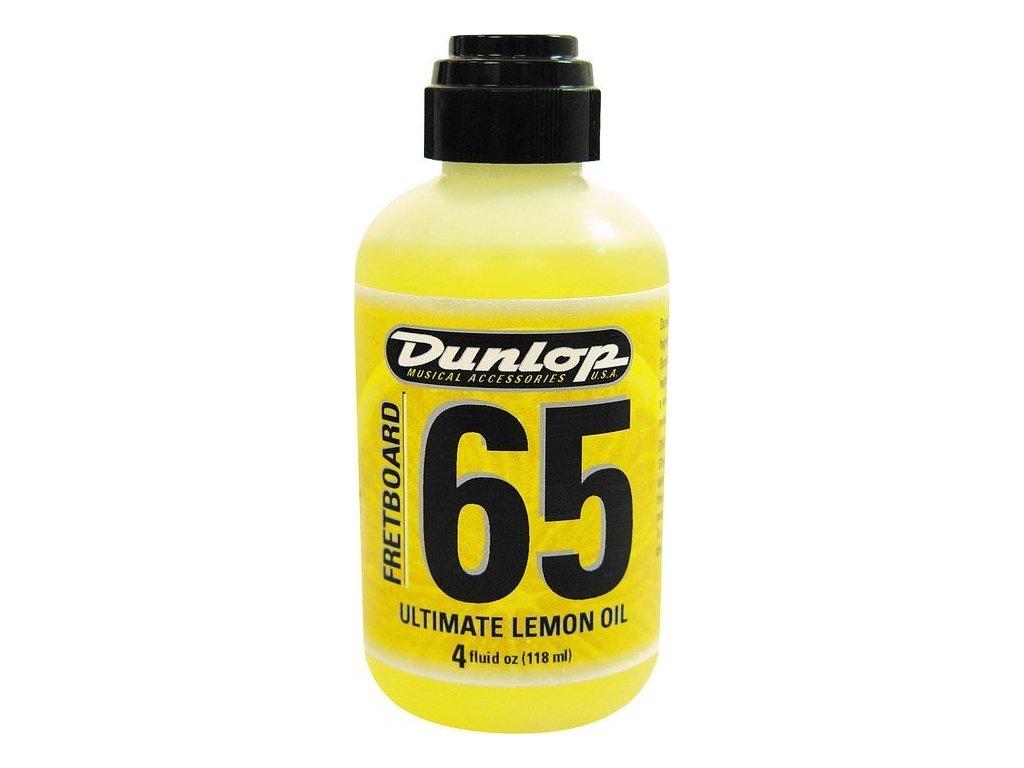 Čistič hmatníku Dunlop Fretboard 65 Ultimate Lemon Oil