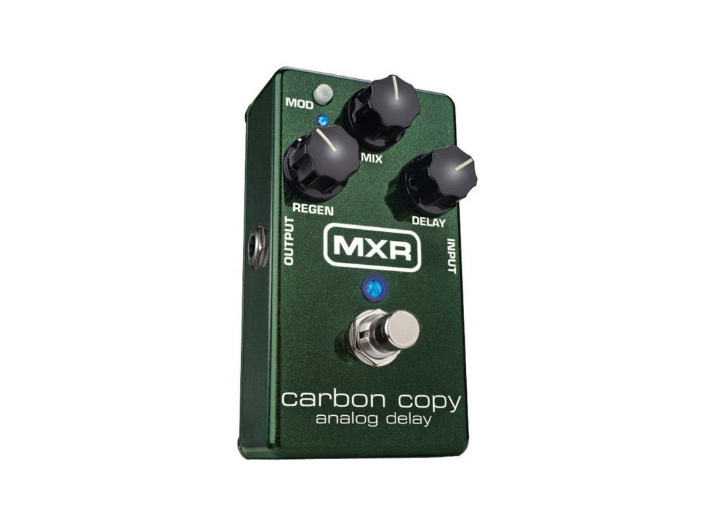 Kytarový efekt MXR M169 Carbon Copy