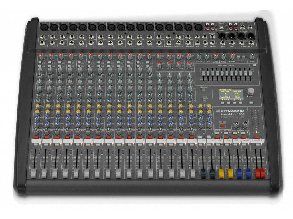 Powermix Dynacord PowerMate 1600 3