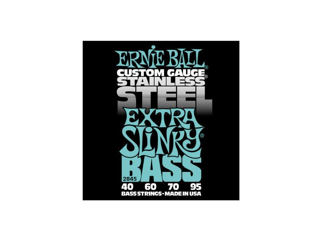Struny na baskytaru Ernie Ball Extra Slinky Bass EB 2845