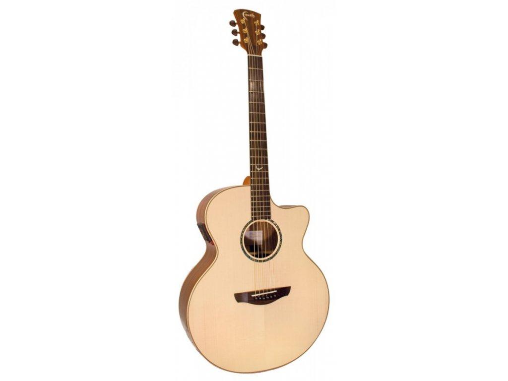 Elektro akustická kytara Faith Hi-Gloss FJCEHG