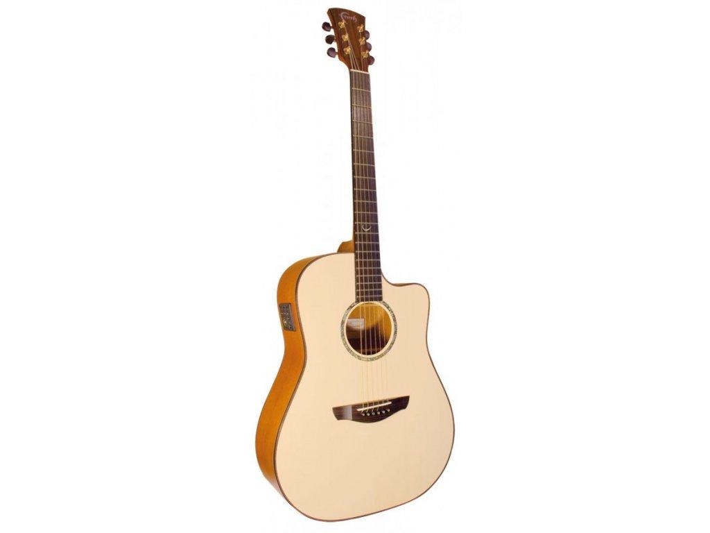 Elektro akustická kytara Faith Natural FSCE