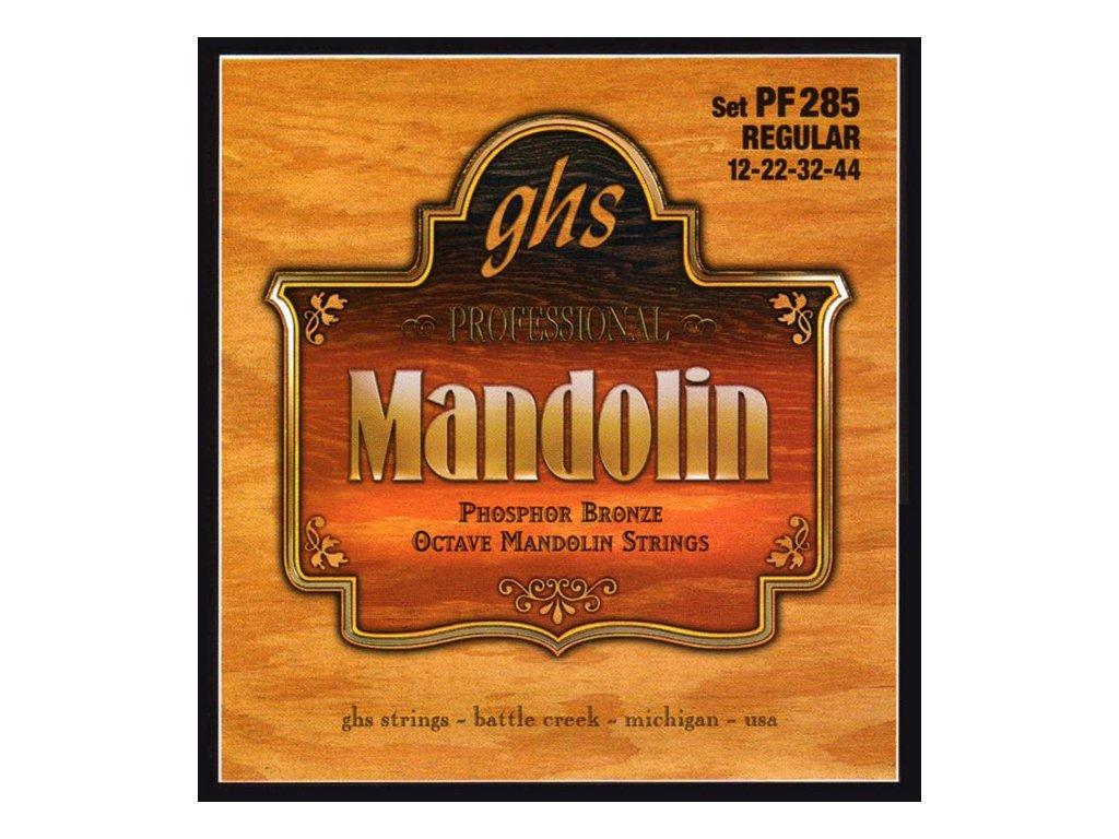 Struny na mandolínu GHS PF285