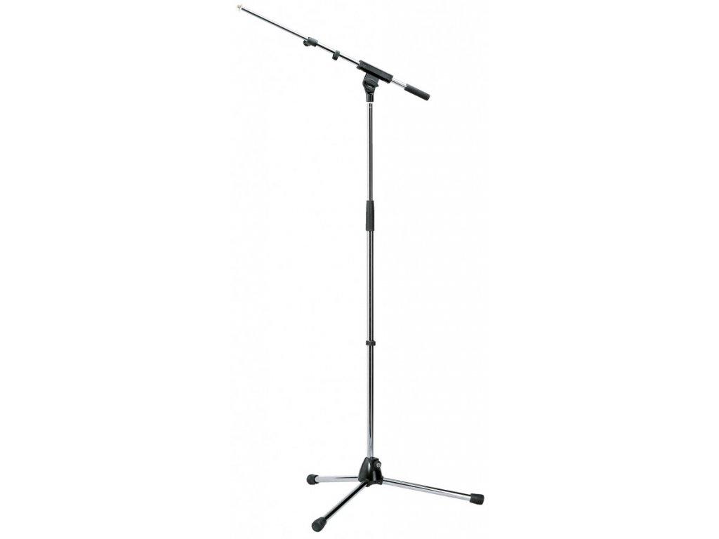 Mikrofonní stojan König & Meyer 210/8 Nikl