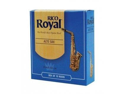 Plátek na altový saxofon RICO ROYAL č.2,5