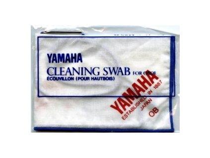 Vytěrák na bas klarinet YAMAHA Cleaning Swab L