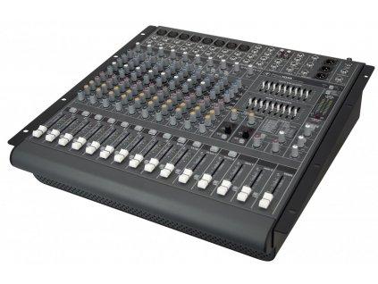 Mixážní pult se zesilovačem Mackie Powermix PPM 1012