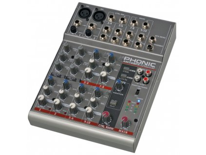 Mixážní pult Phonic AM 105FX
