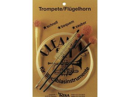 Sada na údržbu trumpety - REKA