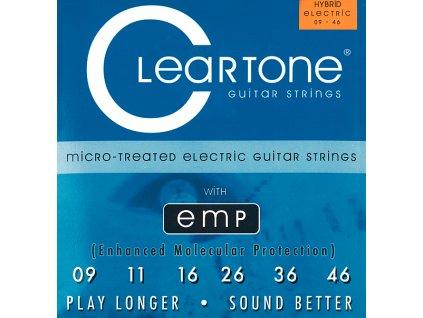 Struny na elektrickou kytaru Cleartone CT 9410