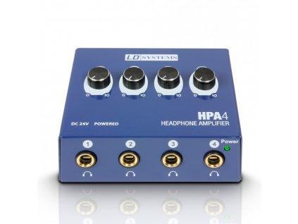 Sluchátkový zesilovač LD Systems HPA 4