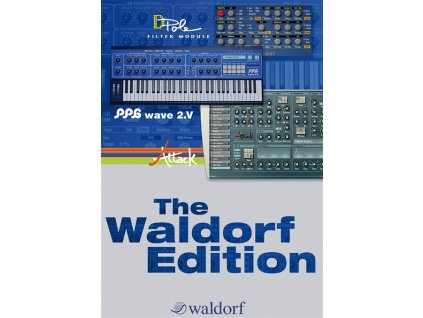 Waldorf Edition VST 2