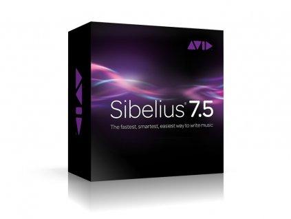 Sibelius 7.5 - Avid