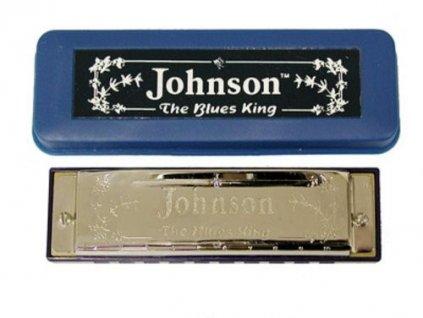 Johnson JHM-520 G - Foukací harmonika