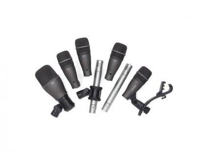 Samson DK707 - Sada mikrofonů