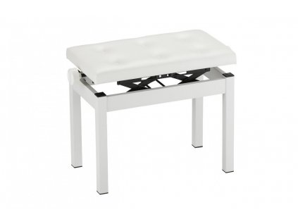 Klavírní stolička Korg PC-770 - bílá
