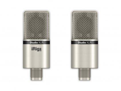 IK Multimedia iRig Studio XLR - Mikrofon