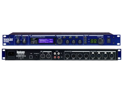 Dual Stereo/Surround Effects Processor Lexicon MX400XL