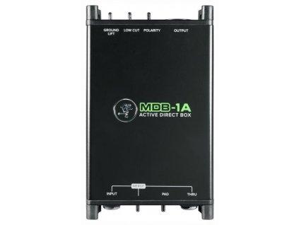 MACKIE MDB-1A aktivní DI BOX