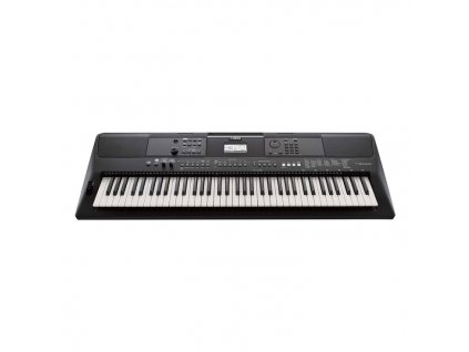 YAMAHA PSR-EW410 keyboard s dynamikou