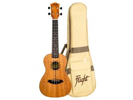 Ukulele koncertní FLIGHT DUC 373 MAH