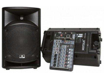 Přenosný zvukový systém NOVOX Mixtour
