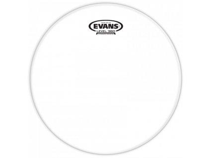 """Rezonanční blána Evans S13R50 13"""" Glass 500"""