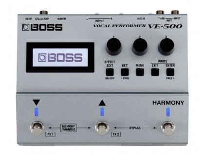 Vokální procesor BOSS-VE500