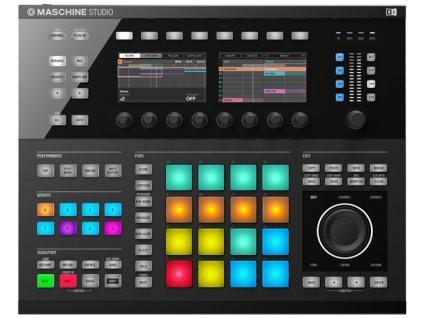 Groovebox NATIVE INSTRUMENTS Maschine Studio Black