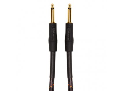 Roland Angled/Straight Instrument Cable, 15ft/4.5m