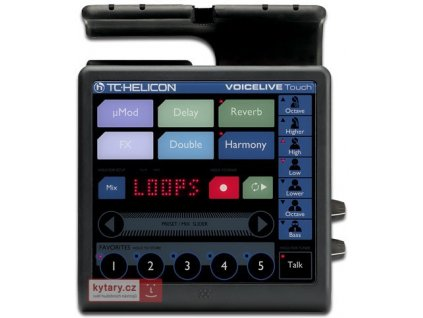 Vokální multiefekt TC HELICON Voicelive Touch